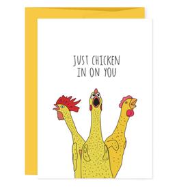Humdrum Paper Just Chicken In