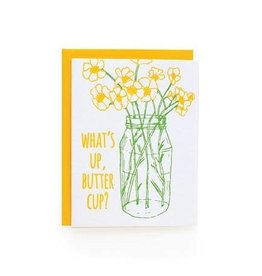 Wild Ink Press Chin Up Buttercup