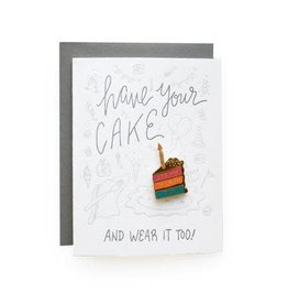 Wild Ink Press Have Your Cake and Wear It