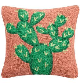 Peking Handicraft Prickly Pear Cactus, 16 x 16