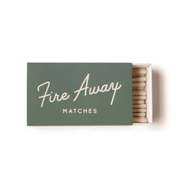 Paddywax Fire Away Matches