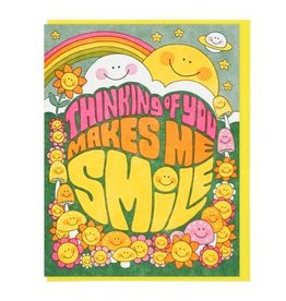 Lucky Horse Press Thinking of You Makes Me Smile