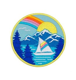 Lucky Horse Press Tahoe Embroidered Patch