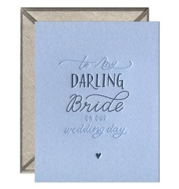Ink Meets Paper Darling Bride