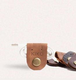 Kiko Leather Cord Holder