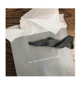 Sapling Press Gift Bag: Car