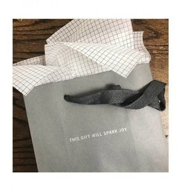 Sapling Press Gift Bag: Spark Joy