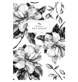 Twin Sparrow Bloom Notebook