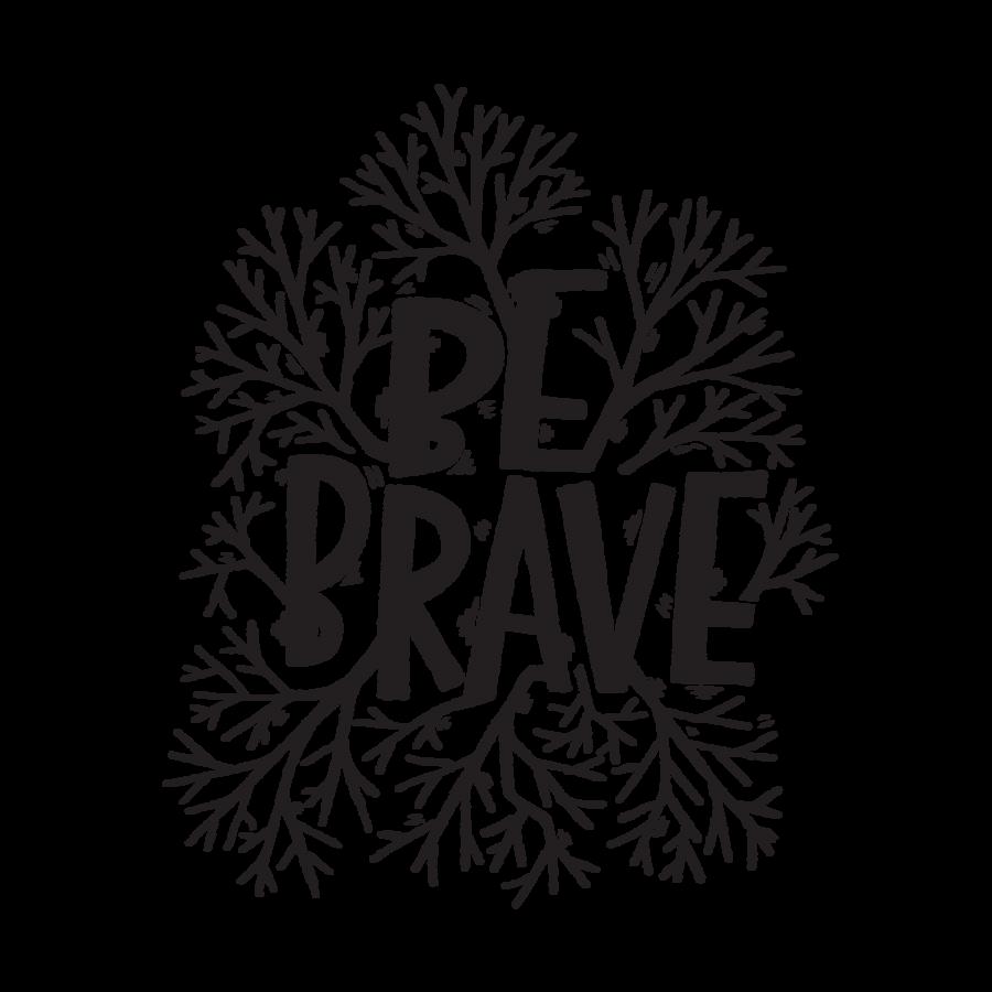 Tattly Tattly, Be Brave