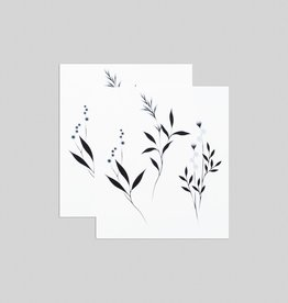 Tattly Tattoo, Botanicals
