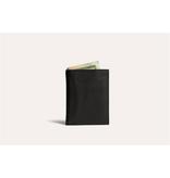 Kiko Slim Passcase Wallet, Black