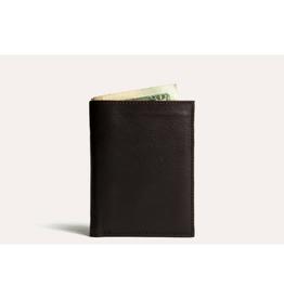 Kiko Slim Passcase Wallet, Brown