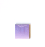 Taylor Elliott Dull Your Sparkle Sticky Notes