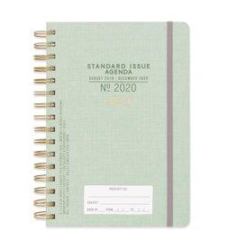 Design Works 2019-20 Green Standard Issue Planner