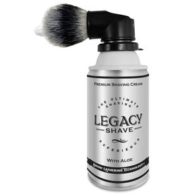 Legacy Shave Shave Can w/ Brush