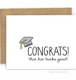 Fresh! Graduation Hat