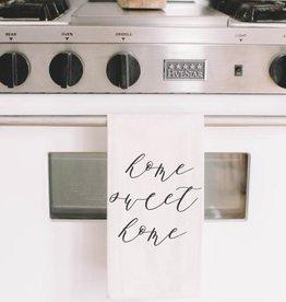 PCB Home Home Sweet Home Tea Towel