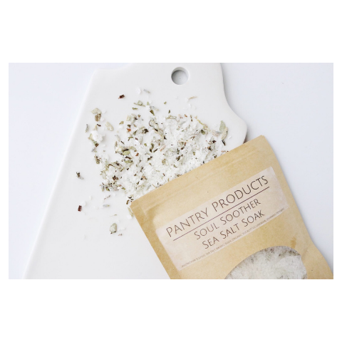 Pantry Products Soul Soother Sea Salt Soak