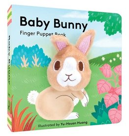 Hachette Book Group Baby Bunny Finger Puppet Book