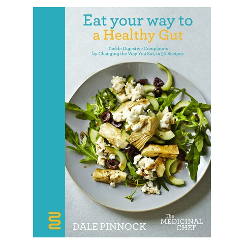 Hachette Book Group Eat Your Way to a Healthy Gut