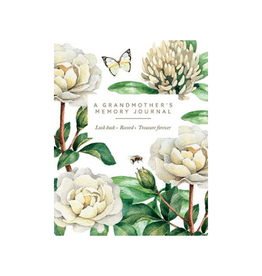 Hachette Book Group A Grandmother's Memory Journal
