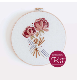 Brynn & Co. Desert Haze Embroidery Kit