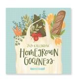 1Canoe2 2020 Homegrown Goodness Calendar