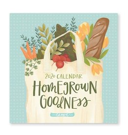 1Canoe2 2020 Homegrown Goodness Calendar