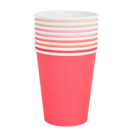 Oh Happy Day Pretty in Pink Cups