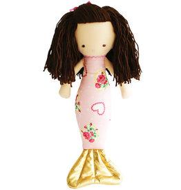 Alimrose Mermaid Doll, Heart Pink