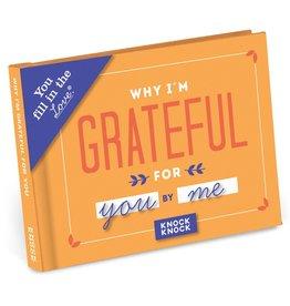 Knock Knock Fill-in-the-Love: Grateful
