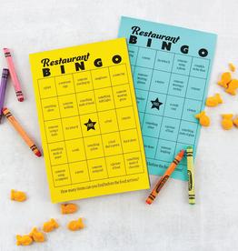 Public School Paper Co. Restaurant Bingo
