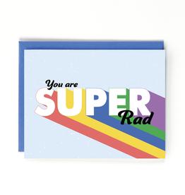 Public School Paper Co. You Are Super Rad