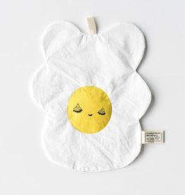 Wee Gallery Baby Crinkle Toy, Egg