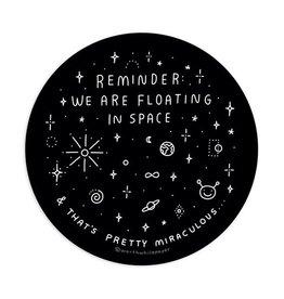 Worthwhile Paper Universe Sticker