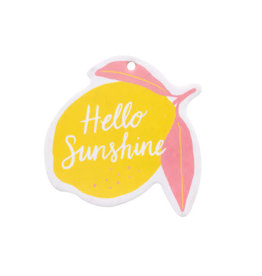 About Face Sunshine Air Freshener