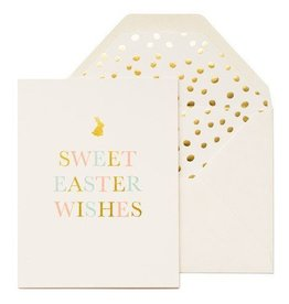 Sugar Paper Sweet Easter Wishes Card