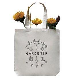 Nature Supply Co. Gardener Tote, Sm/Cream