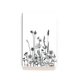 Denik Wildflowers Journal