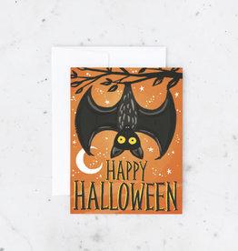 Idlewild Co. Halloween Bat Card