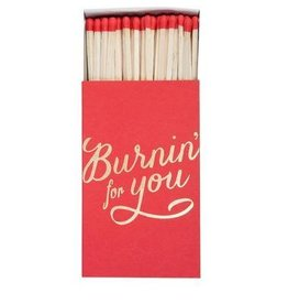 The Social Type Burnin' For You Matches