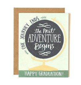1Canoe2 Globe Graduation