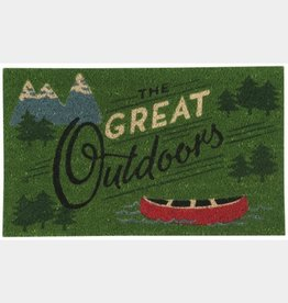 Now Designs The Great Outdoors Doormat