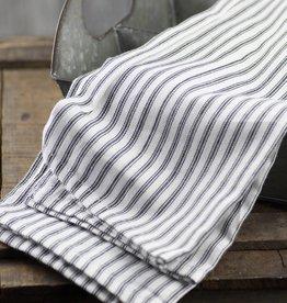 Now Designs Glass Towels - Black, Set/2