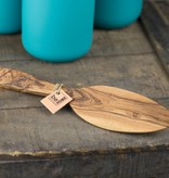 BE Home Olive Wood Pie Server