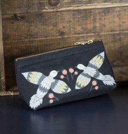 Now Designs Wild Tale Linen Pencil Bag