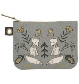 Now Designs Wild Tale Large Zip Pouch