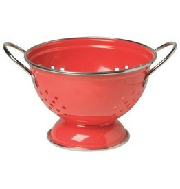 Now Designs Colander, Red