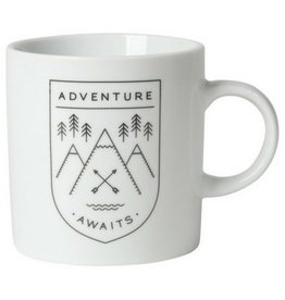 Now Designs Adventure Awaits Mug