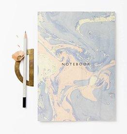 Katie Leamon Marbled Notebook 07